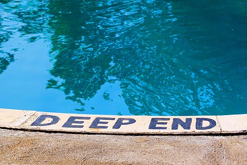 Couples Can Learn to Swim in The Deep End of Love and Marriage