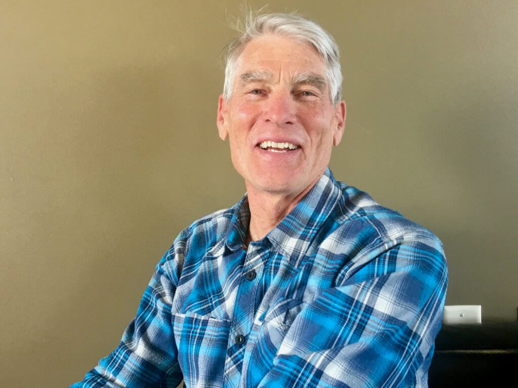 Former Sen. Mark Udall opens up about life after elected office, mediation and all the avocados he has been eating lately. (Photo by Susan Greene)