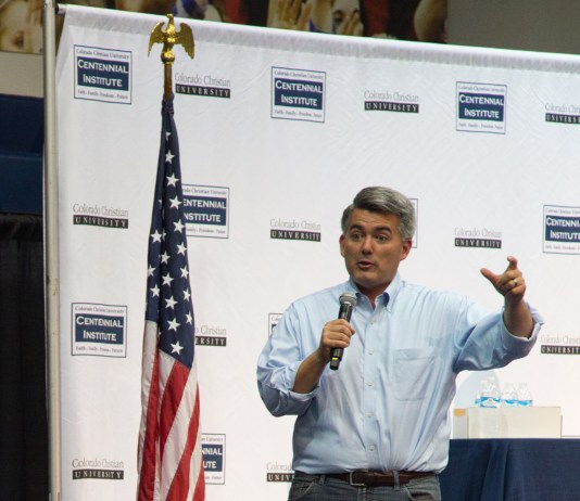 Denver Postyanks back its 2014 endorsement of Cory Gardner: 'We see now that was a mistake'