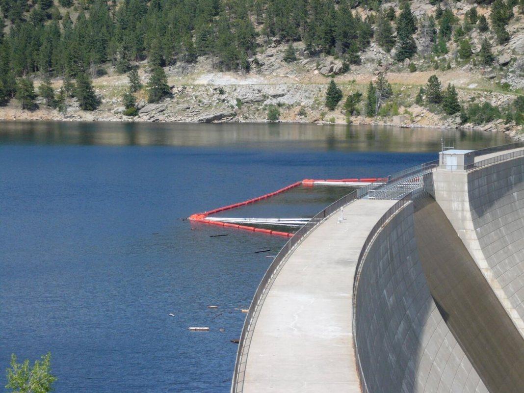 Gross Dam in Boulder County (Photo by David Herrold via Flickr: Creative Commons)