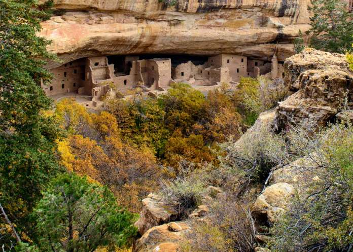 Colorado's Mesa Verde National Park