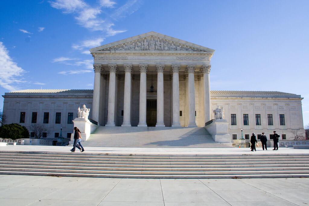 U.S. Supreme Court, by Åsmund Ødegård, via Flickr: Creative Commons