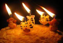 """Happy Happy Birthday Cake"" by Mathew Wilson via Flickr: Creative Commons"