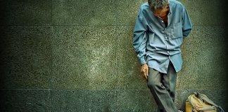 """Homeless,"" by Parc Cruz, via Flickr: Creative Commons"