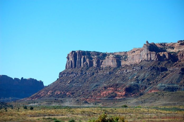 Grand Junction, on the way to Arches National Park. The U.S. Bureau of Land Management will move its headquarters to Grand Junction under a plan released by the Trump Administration on Tuesday, July 16. (Photo by Desi via Flickr: Creative Commons)