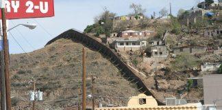 U.S. Mexico border