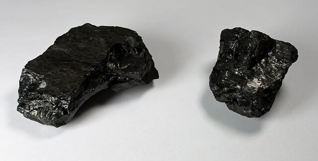 Coal nuggets