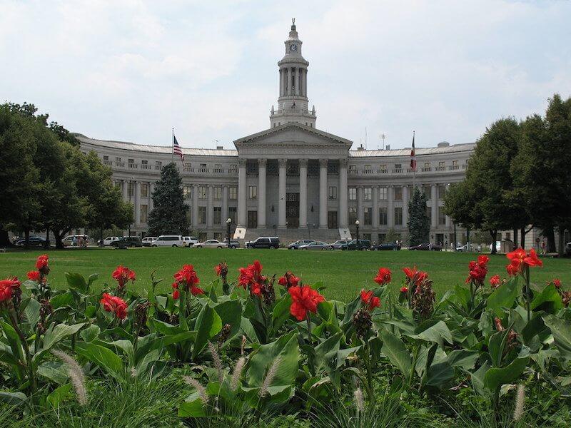 Denver City Hall (Photo by David Grant via Flickr: Creative Commons)