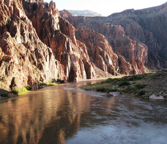 Is a water war brewing on the Colorado River?