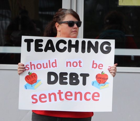 Denver teachers will strike Monday after negotiations end without a deal