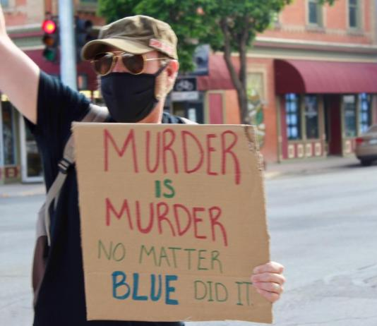 Triggered: How one of Colorado's smallest protests became its most violent
