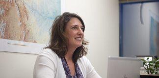 Jill Hunsaker Ryan at the Colorado Department of Public Health in Denver on Dec. 10, 2019. (Photo by John Herrick)