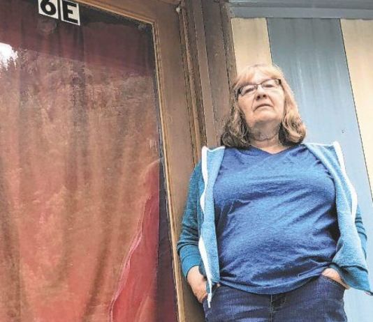 Parked: Ouray woman watches a mobile-home investment evaporate with her mother's death