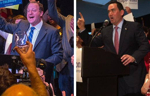 6a14a9f6b Colorado 2018 election  Where Jared Polis and Walker Stapleton stand on  education