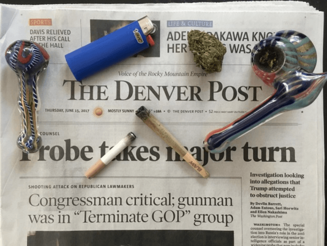 The Denver Post won't drug test incoming journalists anymore