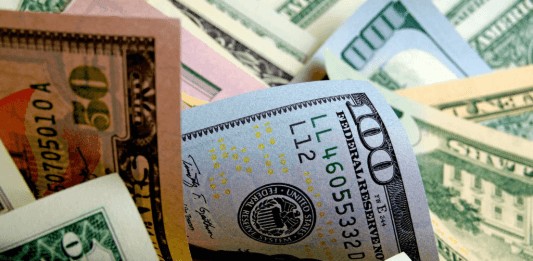President Donald Trump is raising big money in Colorado, far outpacing Democrat Joe Biden