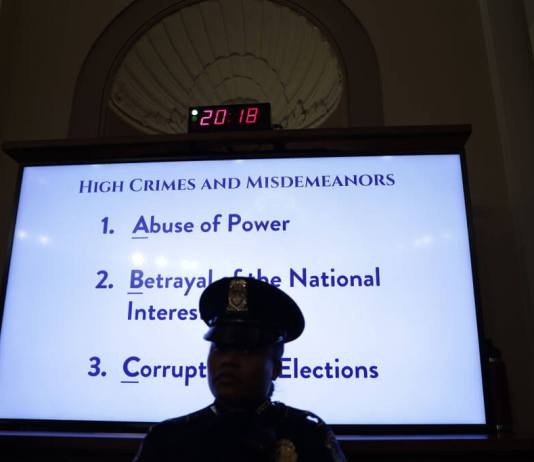 Abuse of power, bribery, obstruction: Democrats' impeachment plan takes shape