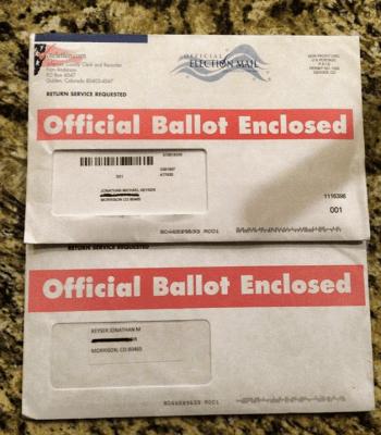 keyser ballots