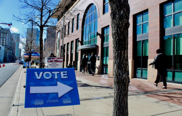 Colorado could restore voting rights to 9,000 felons this year