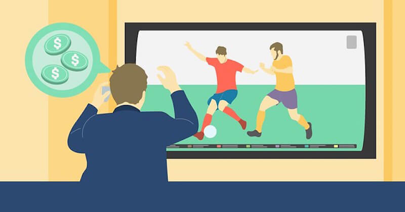 Sports betting image by Beating Betting via Flickr:Creative Commons