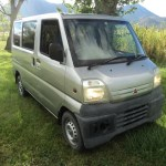 1999 Mitsubishi U62V Mini Truck Van: SALE PRICED FOR FEBRUARY!