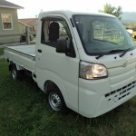 Brand New 2017 Daihatsu HiJet with Diff Lock: ARRIVING SOON!