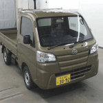 Arriving in January: Brand New 2017 Daihatsu HiJet S510P!
