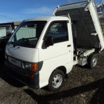 Available Today! Low Mileage 1998 Daihatsu HiJet Dump Bed with Diff Lock!