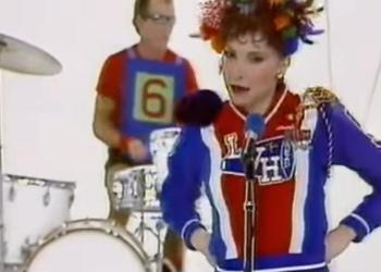 Toni Basil video Hey Mickey