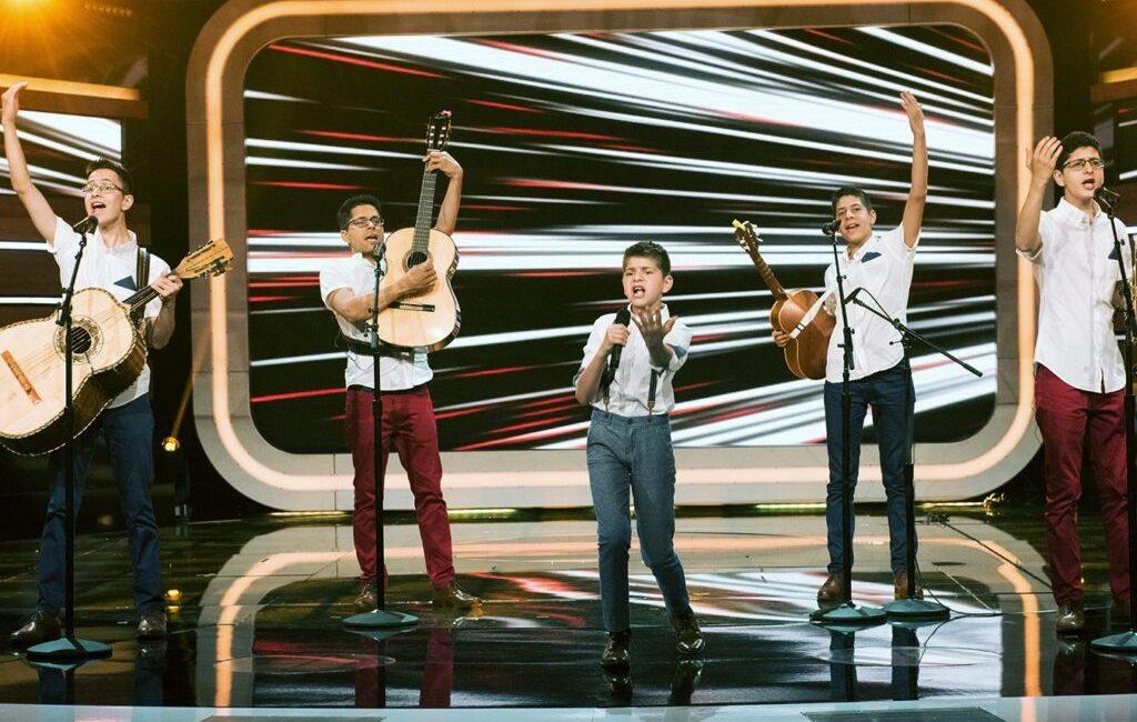 Cielito Lindo family band mariachi