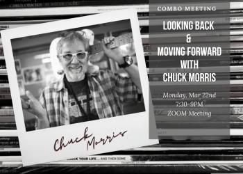Chuck Morris frame banner