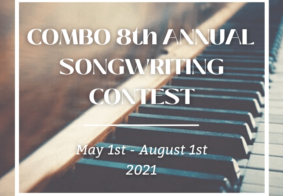 COMBO 8th ANNUAL SONGWRITING CONTEST