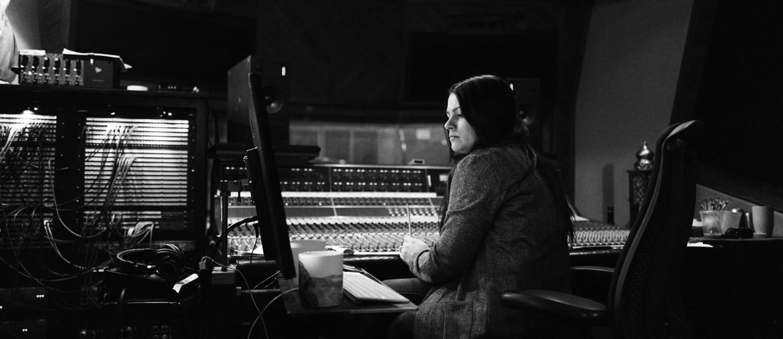 Gena Johnson sound engineer