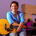 Julie Geller in Israel