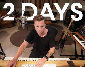 Ryan Tedder piano