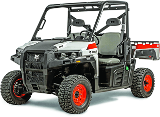 2015 Bobcat 3400 Utility Vehicle