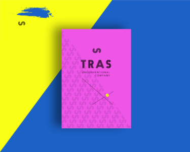 Brand identity per Trans By Colore Unico Extra-ordinary way