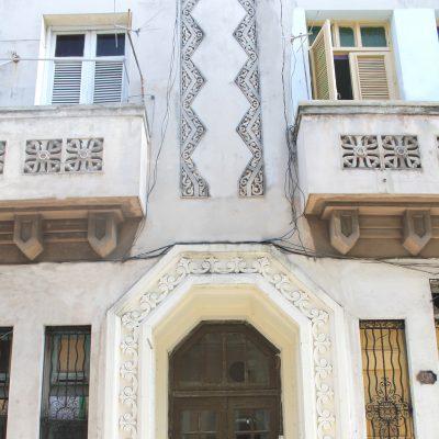 Edificio Art-Noveau