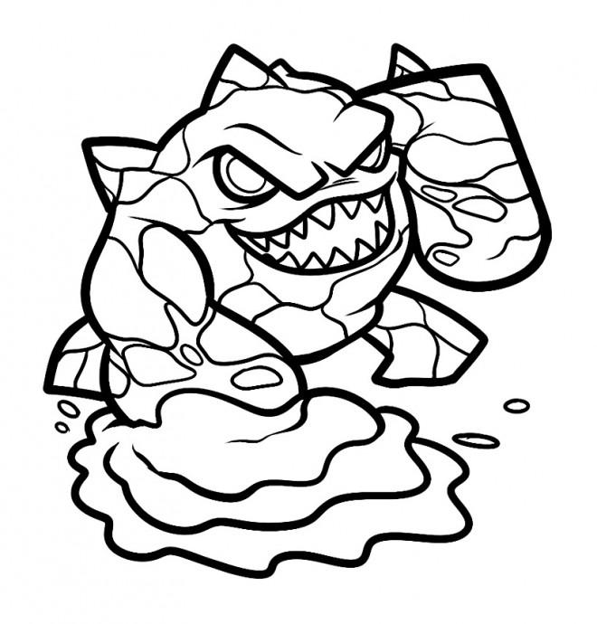 Coloriage Dessin Bowser Mario Bros Dessin Gratuit Imprimer