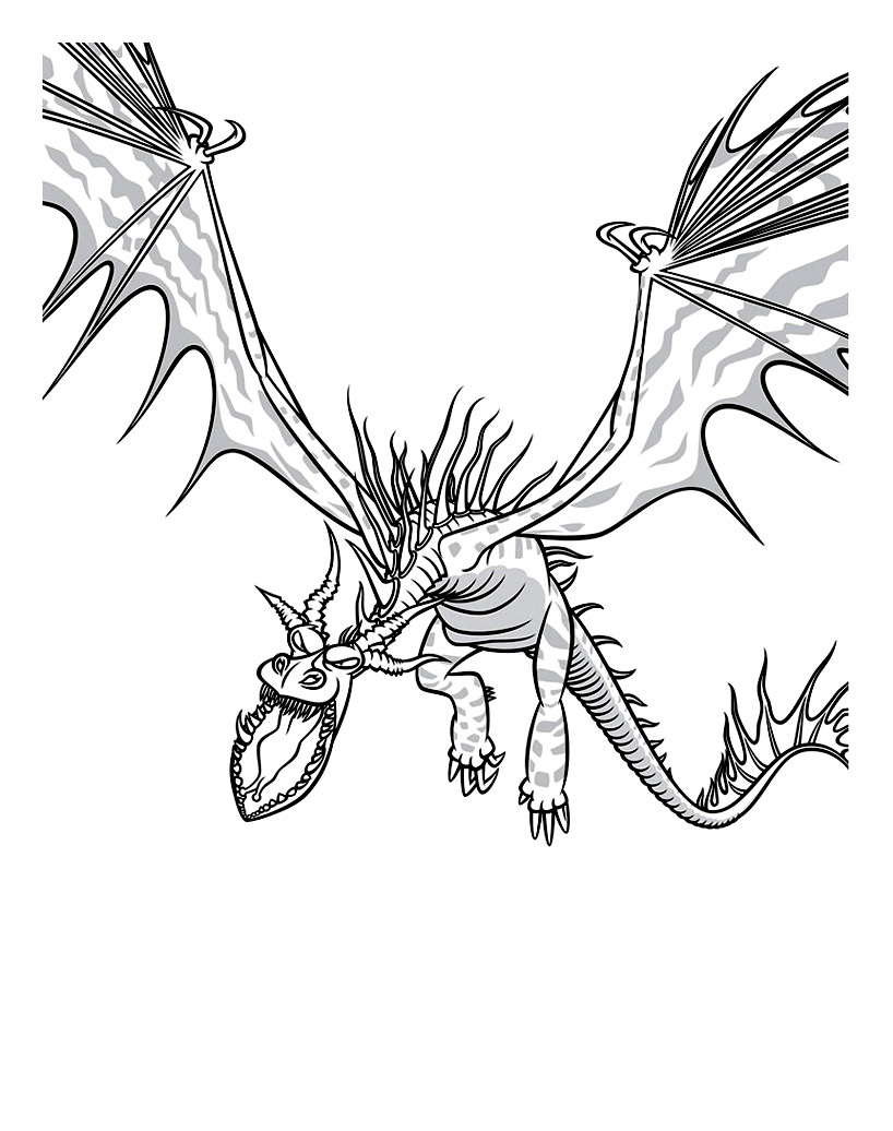 Coloriage De Dragons A Imprimer Coloriage Dragons Coloriages Pour Enfants