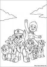 Coloriage Paw Patrol Choisis Tes Coloriages Paw Patrol Sur Coloriez Com