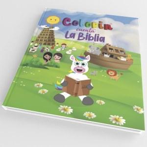 Biblia para niños - Colorin cuenta la Biblia - Génesis -