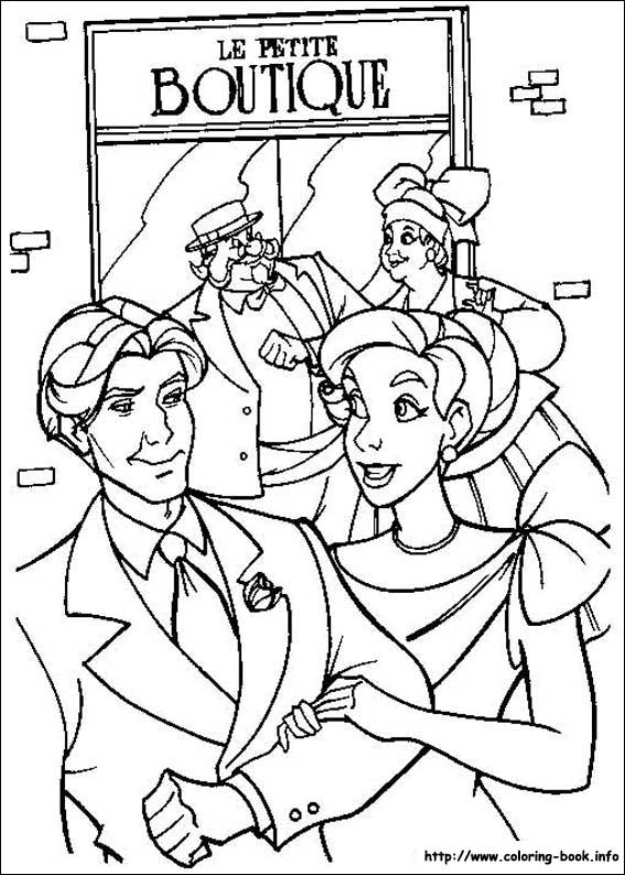 anastasia coloring pages # 20