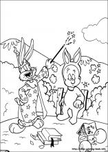 bugs bunny coloring pages on coloring book info