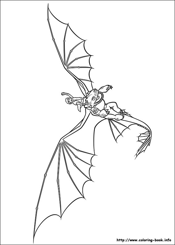 how to train your dragon coloring pages on coloring book info