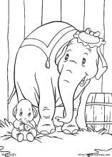dumbo coloring pages on coloring book info