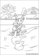 Inside Out Coloring Pages On Coloring Book Info
