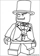 coloring pages lego # 10