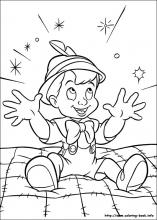 pinocchio coloring pages on coloring book info