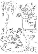 frogs coloring pages # 51